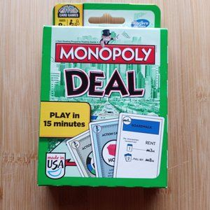 Fun! Fun!  Fun!    Monopoly Deal card game   NIB